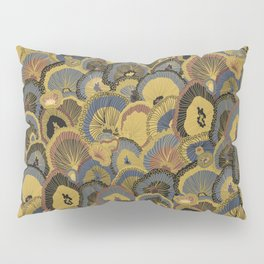 Tree Huggers in Gold Pillow Sham