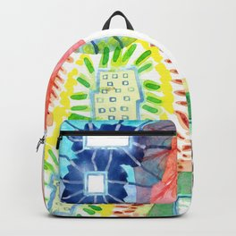 Framing the Void Backpack