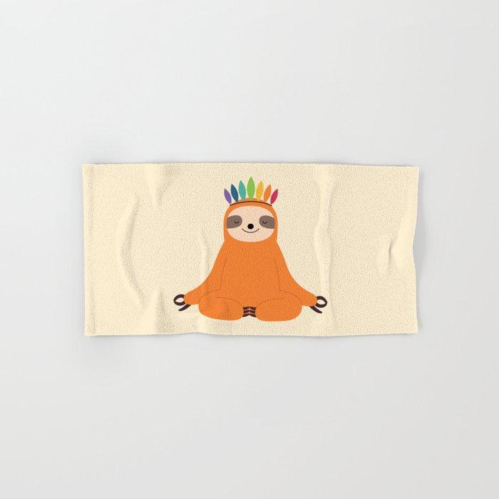 Master Of Calm Hand & Bath Towel