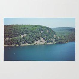 Devil's Lake State Park Rug