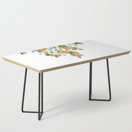 A Bit of Spring and Sushine Trailing Oranges Coffee Table