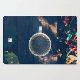 Cup of joe Cutting Board