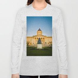 Winnipeg, MB, Canada Long Sleeve T-shirt