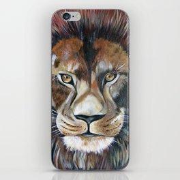 Sambesi the Leo iPhone Skin