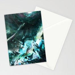 Bursting into Dream Realm Stationery Cards