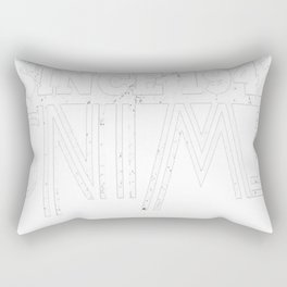Twins-Since-1942---75th-Birthday-Gifts Rectangular Pillow