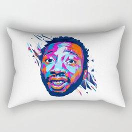 Ol' Dirty Bastard: Dead Rappers Serie Rectangular Pillow