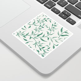 Leaves 4 Sticker