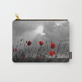 Only poppies... Carry-All Pouch