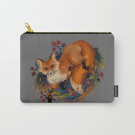 Sly Fox Spirit Animal Carry-All Pouch