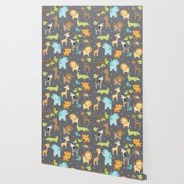 Jungle Animals Wallpaper