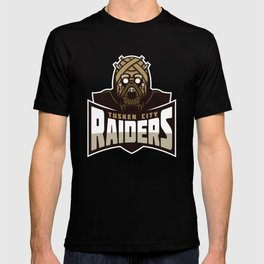 Tusken City Raiders - Tan T-shirt