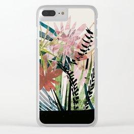 Botan Clear iPhone Case