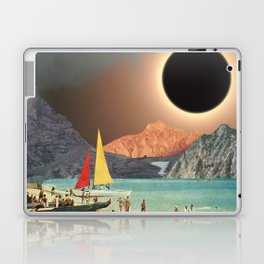 Eclipse Beach Laptop & iPad Skin