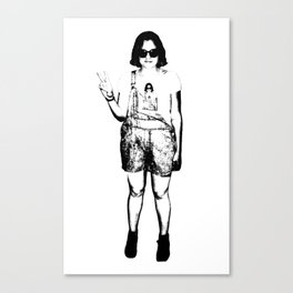 Overall Inception Canvas Print