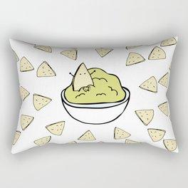 Chips'n'dip Rectangular Pillow