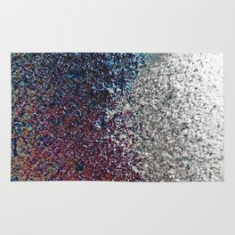 Colorful Dust in Sidelight Rug