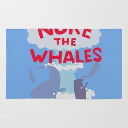Nuke the Whales Rug