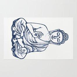 Varada Buddha (namaste) Rug