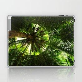Green geometry Laptop & iPad Skin