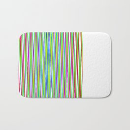 Rainbow too Bath Mat