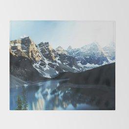 Mountain Glory Throw Blanket