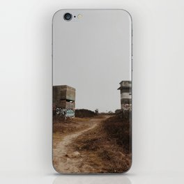 Abandoned Bunker iPhone Skin