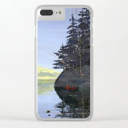 canoe Clear iPhone Case