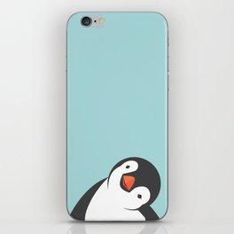 Penguin iPhone Skin