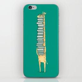A book lover iPhone Skin
