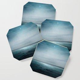 Sea Under Moonlight Coaster