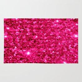 SparklE Hot Pink Rug