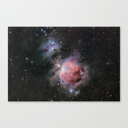 Orion Nebula #2 Canvas Print