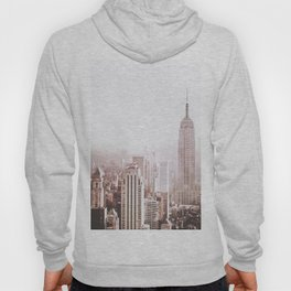 New York City Late Afternoon Hoody
