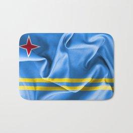 Aruba Flag Bath Mat