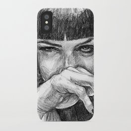 I said, god damn! iPhone Case
