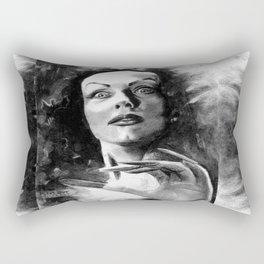Plan 9 From Outer Space (Vampira) Rectangular Pillow