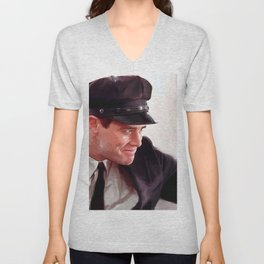 How About A Hug - Jim Carrey In Dumb And Dumber Unisex V-Neck