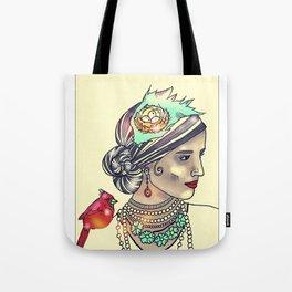 Cardinalchemy Tote Bag