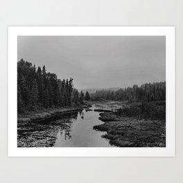 Northwestern Ontario Art Print