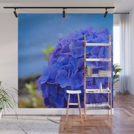 True Blue by Teresa Thompson Wall Mural