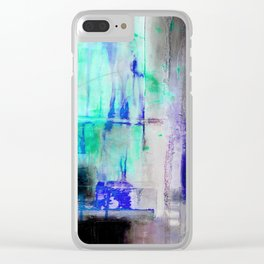 Sweet Dreams 1f by Kathy Morton Stanion Clear iPhone Case