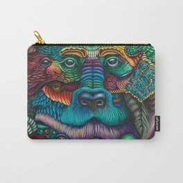 Busy Life By Tyler Aalbu Carry-All Pouch