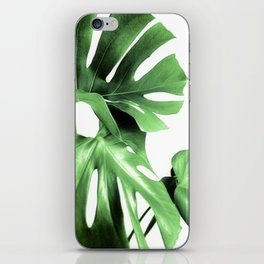 Monstera iPhone Skin