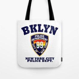 Vintage Brooklyn 99 Tote Bag