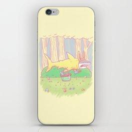The Easter Bunny Shark iPhone Skin