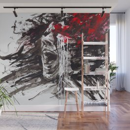 The Pain of Cluster Headache Wall Mural