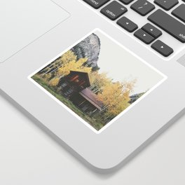 Crystal Cabin Sticker