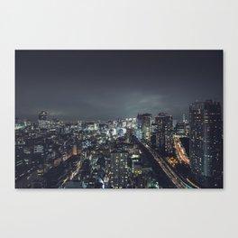 TOKIO II Canvas Print