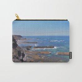 Rock beach Carry-All Pouch